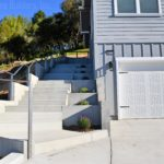 #4 stair entry